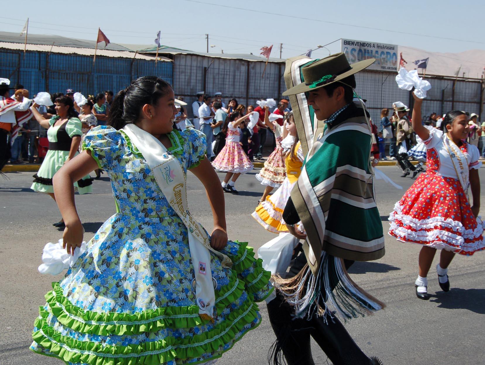 De Las Tradiciones Chile Ademas Habra Musica Y Artesania