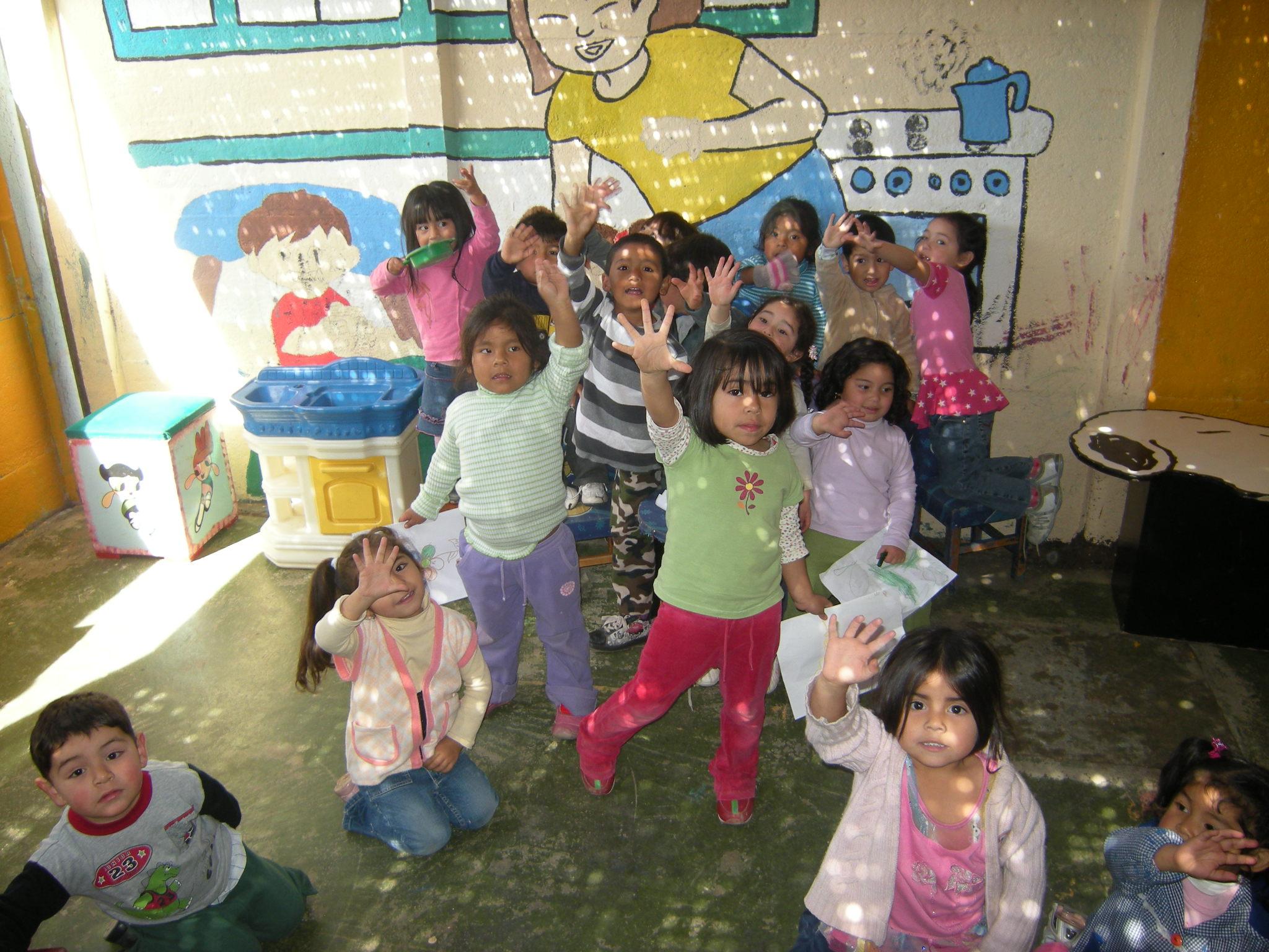 Integra renueva material en jardines infantiles http for Jardin villa austral punta arenas