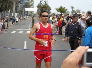 ganador 14 km