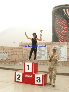 premio especial Alison Arce infantil 14 km